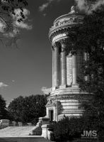 Soldiers' and Sailors' Monument by steeber