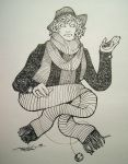 Tom Baker... by Marker-Mistress