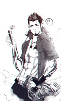 Gladio by nicegal1