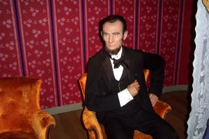 Abraham Lincoln by onyxswami
