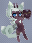 Anthro Base Test Adopt [CLOSED] by JeanaWei
