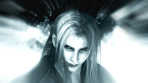 Sephiroth - Cold Stare by Wingweaver666