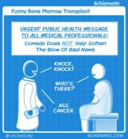 Funny Bone Marrow Transplant by schizmatic
