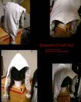 Assassins creed hat by Ryuuzaki-L-spy-19