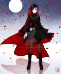 Ruby Rose RWBY- Patreon request for Tbonehavoc by Roots-Love
