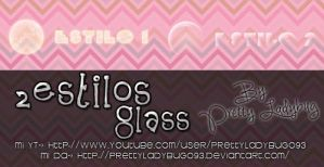 Estilos Glass by PrettyLadybug093