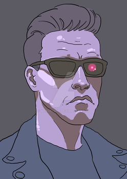 T-800 by weaselspit