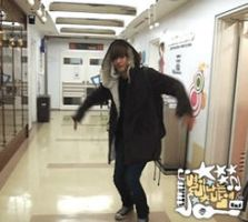 GIF Block B Jaehyo Squid Dance by DesignerJACE
