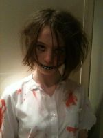 Jeff the killer cosplay 1 by lionpants99