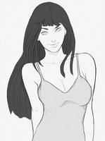 Hinata by lawlliets