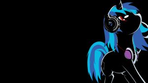 DJ-PON3 wallpaper by Braukoly