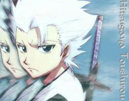 Hitsugaya wallpaper by oDarkMoono
