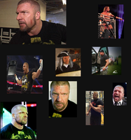 wwe Triple H:  pics of hhh by celtakerthebest