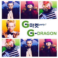 G-Dragon - Gmarket Party by J-Beom