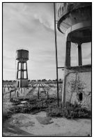Water towers by Steven-Matthijs