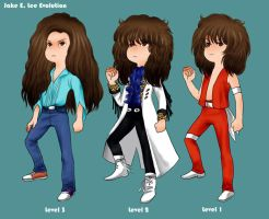 Rock Star Evolution No.2 by clerichan