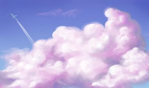 Flash mob_Landscapes_Clouds by Stasushka