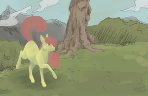 Applebloom by Natural-Melody