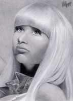 Nicki Minaj - Harajuku Barbie by Un-Willing