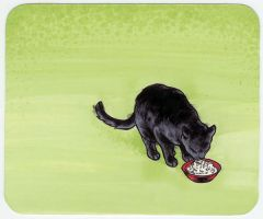 CAT_RICE by roxination