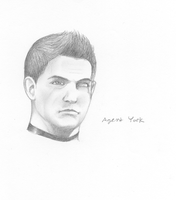 Agent York by AetheriumDreams