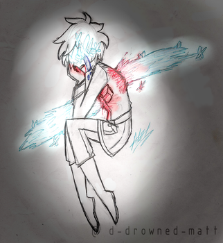 APH - Killed by the thought (Vent art) by d-drowned-matt