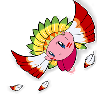 Wing Kirby ! by FrostieChu