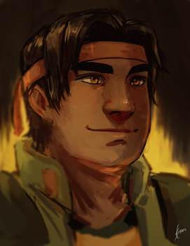 Hunk by StaticColour