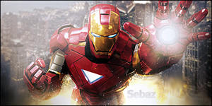 Iron Man by MorganaGFX