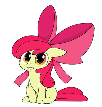 Apple Bloom (EXTREME BOW EDITION) by zapplebow