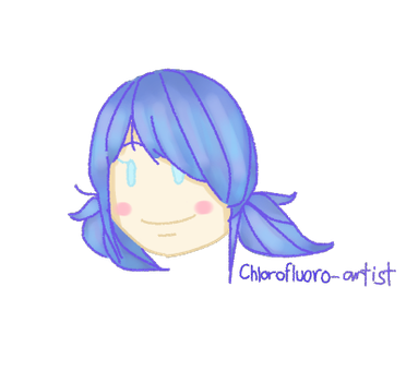 Marinette Floating Head by KlareneChanteuse