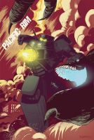 Pacific Rim: Gipsy Fighter by morphews