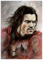 Dracula (Luke Evans) by MeduZZa13