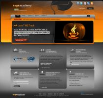Asga Academy Website by atcreation