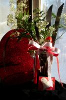happy valentine? by harmonyrose