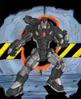 War Machine by Mawnbak