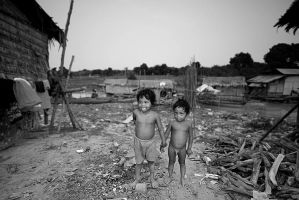 cambodian children by serhatdemiroglu