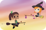 8|9 Witches [OPEN] by MafiaTrickster