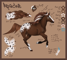 Apache Reference V1 by Ilyana88