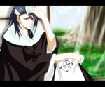 Byakuya by dawntwilight