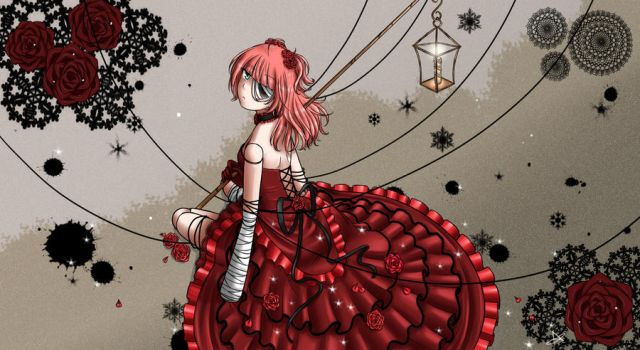 Guilty Rose by Ayumi-a