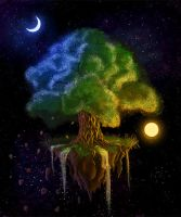 The World Tree by AnasteziA
