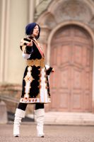 Trinity Blood - welcome by YoruNoYami