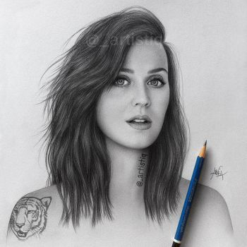 Katy Perry by artistiq-me