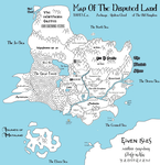 The Disputed Lands - 10013 Human Era by TheFlyingSniper