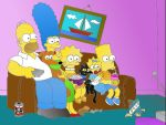 The Simpsons by diana-amazin