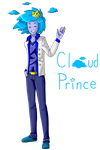 PC Cloud Prince by MoonlightSiieda
