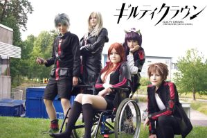 Guilty Crown - Funeral Parlor by ECOC