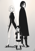 Sasuke's family by bhavna-madan