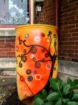 Spiral Tree Rain Barrel by EpicPseudonym